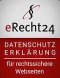 erecht24-siegel-datenschutz-rot